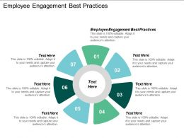 Employee Engagement Best Practices Ppt Powerpoint Presentation Gallery Introduction Cpb