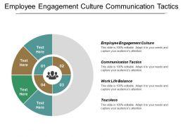 employee_engagement_culture_communication_tactics_work_life_balance_cpb_Slide01