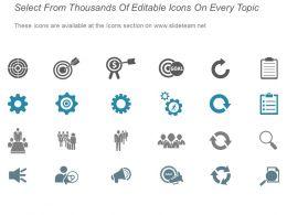 Employee Engagement Matrix Powerpoint Shapes