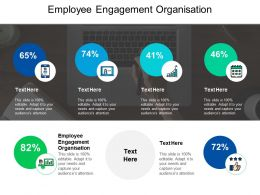 Employee Engagement Organisation Ppt Powerpoint Presentation Slides Introduction Cpb