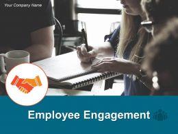Employee Engagement Powerpoint Presentation Slides