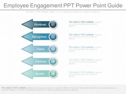 Employee Engagement Ppt Powerpoint Guide