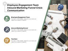 Employee Engagement Team Inbound Marketing Funnel Crisis Communication Cpb