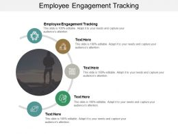 Employee Engagement Tracking Ppt Powerpoint Presentation File Formats Cpb
