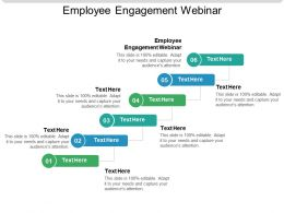 Employee Engagement Webinar Ppt Powerpoint Presentation Slides Picture Cpb