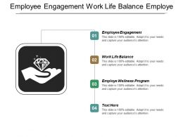 Employee Engagement Work Life Balance Employee Wellness Program Cpb