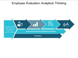 Employee Evaluation Analytical Thinking Ppt Powerpoint Presentation Infographic Template Cpb