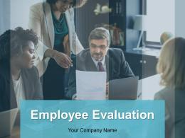 Employee Evaluation Powerpoint Presentation Slides
