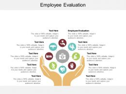 Employee Evaluation Ppt Powerpoint Presentation Show Background Image Cpb