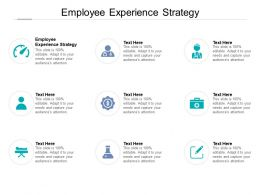 Employee Experience Strategy Ppt Powerpoint Presentation Professional Clipart Cpb