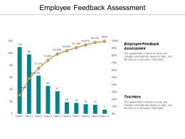 Employee Feedback Assessment Ppt Powerpoint Presentation File Rules Cpb