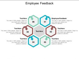 Employee Feedback Ppt Powerpoint Presentation Slides Templates Cpb