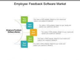 Employee Feedback Software Market Ppt Powerpoint Layouts Samples Cpb