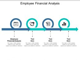 Employee Financial Analysis Ppt Powerpoint Presentation Slides Portrait Cpb