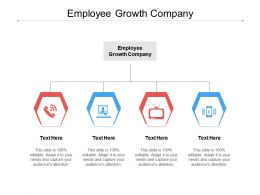 Employee Growth Company Ppt Powerpoint Presentation Pictures Template Cpb
