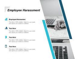 employee_harassment_ppt_powerpoint_presentation_portfolio_guidelines_cpb_Slide01