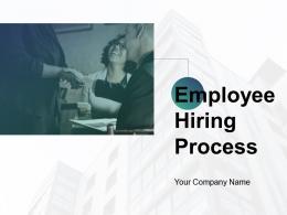 Employee Hiring Process Powerpoint Presentation Slides