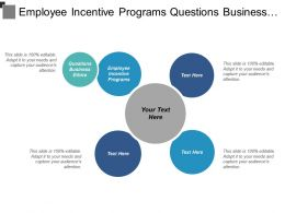 Employee Incentive Programs Questions Business Ethics Change Management Framework Cpb