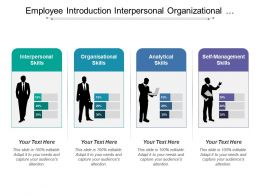 Employee Introduction Interpersonal Organizational Analytical Skills