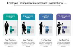Employee Introduction Interpersonal Organizational Analytical Skills