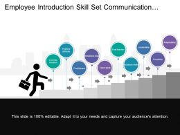 Employee Introduction Skill Set Communication Confidence Team Work