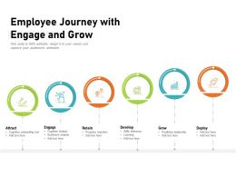 Employee Journey With Engage And Grow
