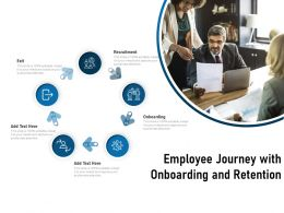 Employee Journey With Onboarding And Retention