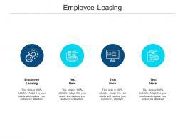 Employee Leasing Ppt Powerpoint Presentation Portfolio Rules Cpb
