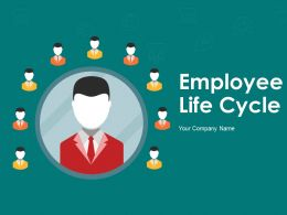 Employee Life Cycle Powerpoint Presentation Slides
