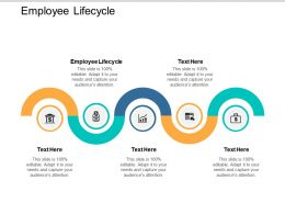 Employee Lifecycle Ppt Powerpoint Presentation File Example Cpb