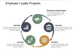 Employee Loyalty Program Ppt Powerpoint Presentation Portfolio Example Cpb