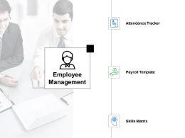 Employee Management Checklist Ppt Powerpoint Presentation Portfolio Clipart Images