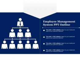 Employee Management System Ppt Outline