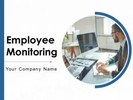 Employee Monitoring Powerpoint Presentation Slides