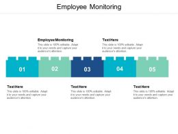 Employee Monitoring Ppt Powerpoint Presentation Layouts Ideas Cpb