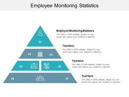 Employee Monitoring Statistics Ppt Powerpoint Presentation Show Example Introduction Cpb