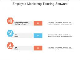 Employee Monitoring Tracking Software Ppt Powerpoint Presentation Summary Aids Cpb