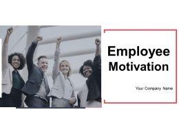 Employee Motivation Powerpoint Presentation Slides