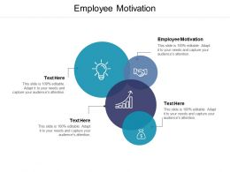 Employee Motivation Ppt Powerpoint Presentation Templates Cpb