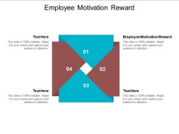 Employee Motivation Reward Ppt Powerpoint Presentation Icon Example Topics Cpb