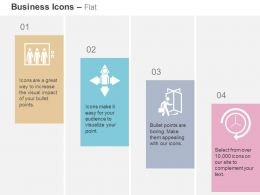 Employee Multiway Process Management Ppt Icons Graphics