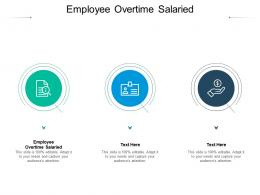Employee Overtime Salaried Ppt Powerpoint Presentation Outline Portrait Cpb