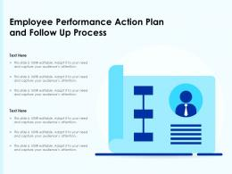 Employee Performance Action Plan And Follow Up Process