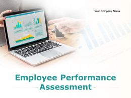 Employee Performance Assessment Powerpoint Presentation Slides