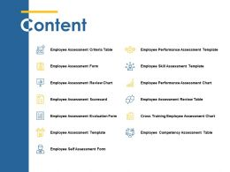 Employee Performance Assessment Template Calculator D49 Ppt Powerpoint Presentation Model Styles