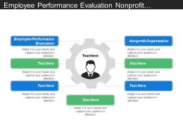 Employee Performance Evaluation Nonprofit Organization Staffing Erp Planning