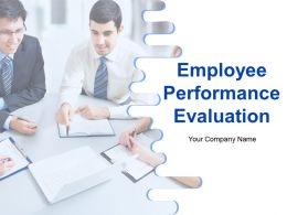 Employee Performance Evaluation Powerpoint Presentation Slides