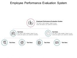Employee Performance Evaluation System Ppt Powerpoint Presentation Inspiration Cpb