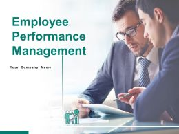 Employee Performance Management Powerpoint Presentation Slides