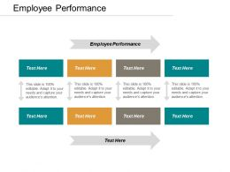 Employee Performance Ppt Powerpoint Presentation Inspiration Rules Cpb